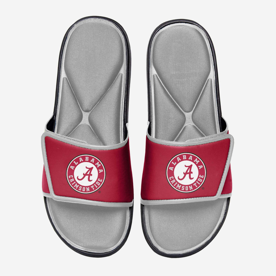 Alabama Crimson Tide Slides - Foam Sport Slide