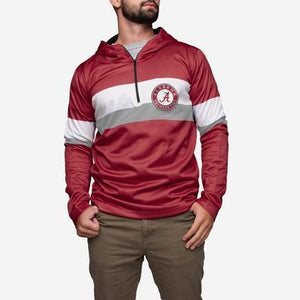 Alabama Crimson Tide Pullover - Quarter Zip