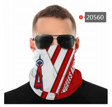 Load image into Gallery viewer, LA Angels of Aneheim Face Mask - Bandana, Neck Gaiter,  Reuseable, Washable