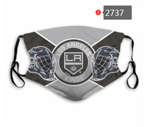 Load image into Gallery viewer, Los Angeles Kings Face Mask - Reuseable, Fashionable, Washable, Several Styles
