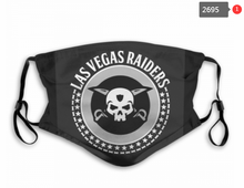 Load image into Gallery viewer, Las Vegas Raiders Face Mask - Reuseable, Fashionable, Several Styles