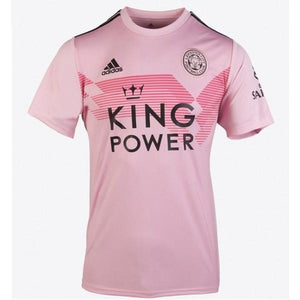 Leicester City Pink Away 19/20 Jersey - Custom Any Name or Number