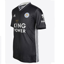 Load image into Gallery viewer, Leicester City Grey Away 19/20 Jersey - Custom Any Name or Number