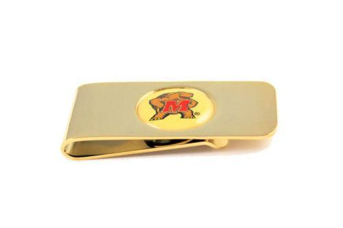 Maryland Terrapins money clip - executive pinch