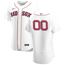 Load image into Gallery viewer, Boston Red Sox Jersey - Custom Name and Number - White