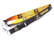 Load image into Gallery viewer, Missouri Tigers reversible lanyard keychain