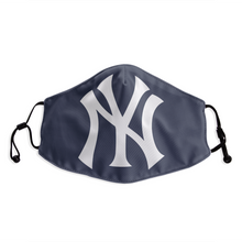 Load image into Gallery viewer, New York Yankees Face Mask - Reuseable, Fashionable, Several Styles