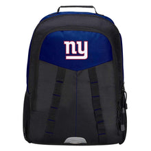 "Load image into Gallery viewer, New York Giants Backpack - ""Scorcher"" Sports Backpack"
