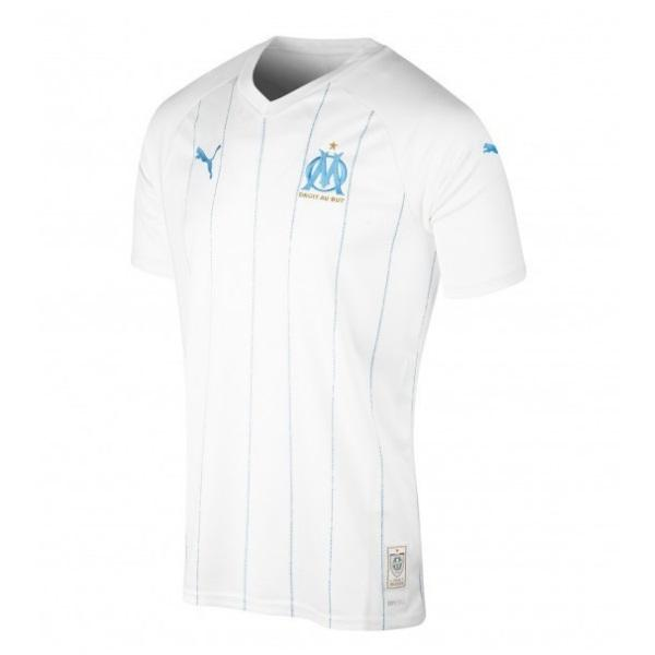 Olympique de Marseille Home 19/20 Jersey - Custom Any Name or Number