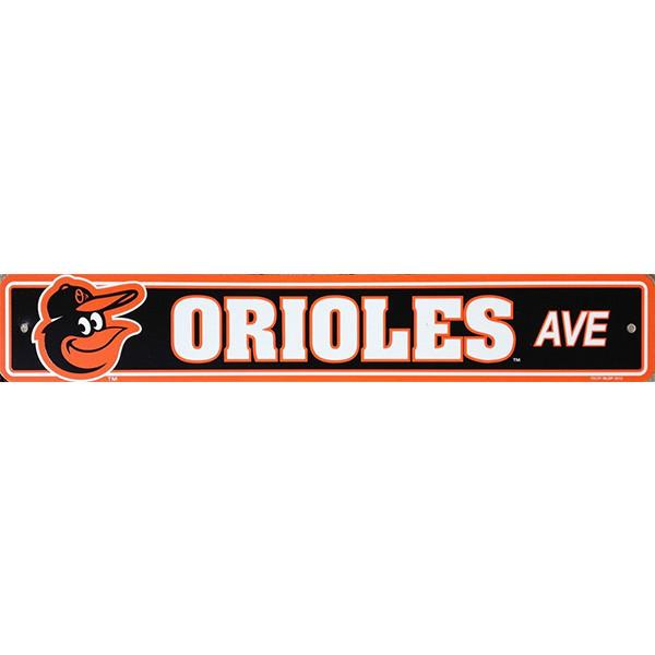 Baltimore Orioles Sign - Street Sign - 4