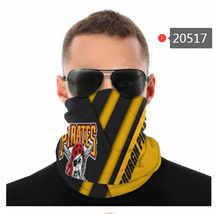 Load image into Gallery viewer, Pittsburgh Pirates Face Mask - Bandana, Neck Gaiter, Reuseable, Washable