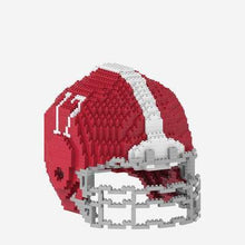 Load image into Gallery viewer, Alabama Crimson Tide Lego Style - BRXLZ Mini Helmet