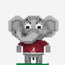 Load image into Gallery viewer, Alabama Crimson Tide Lego Style - Big Al BRXLZ Mascot
