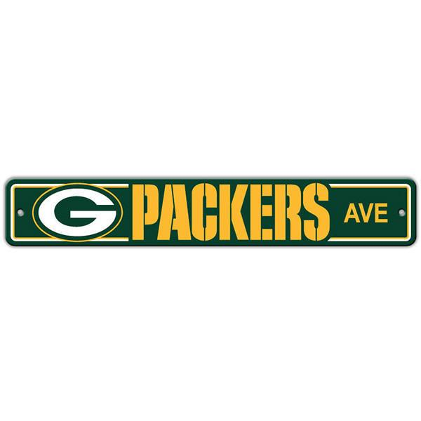 Green Bay Packers Street Sign - 4
