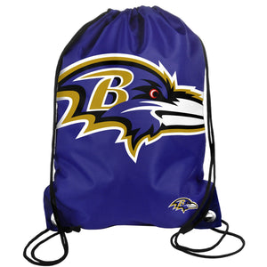 Baltimore Ravens Backpack - Drawstring