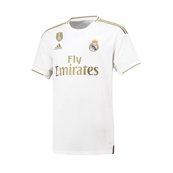 Real Madrid Home 19/20 Jersey - Custom Any Name or Number