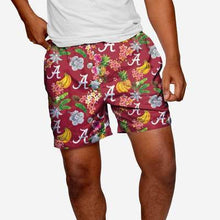 "Load image into Gallery viewer, Alabama Crimson Tide Shorts - Fruit Life 5.5"" Swimming Trunks"