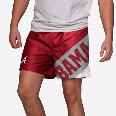 Alabama Crimson Tide Shorts - Big Logo 5.5
