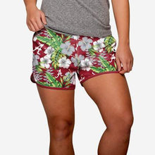 Load image into Gallery viewer, Alabama Crimson Tide Shorts - Womens Tropical Breeze Shorts