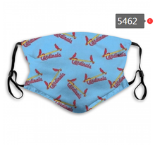 Load image into Gallery viewer, St. Louis Cardinals Face Mask - Reuseable, Fashionable, Several Styles