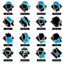 Load image into Gallery viewer, Detroit Lions Face Mask - Bandana, Neck Gaiter, Reuseable, Washable