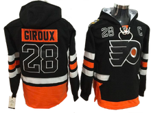 Load image into Gallery viewer, Philadelphia Flyers Lacer -#28 Claude Giroux - Black