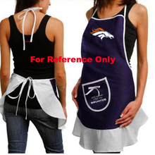 Load image into Gallery viewer, Las Vegas Raiders Apron - Hostess