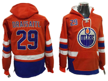 Load image into Gallery viewer, Edmonton Oilers Lacer -#29 Leon Draisalti