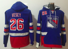 Load image into Gallery viewer, New York Rangers Lacer - Jimmy Vesey Blue
