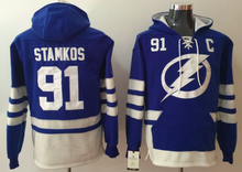 Load image into Gallery viewer, Tampa Bay Lightning Lacer - Steven Stamkos Blue Pullover