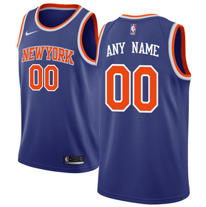 New York Knicks Jersey - Custom Name and Number - Two Color Options