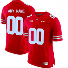 Load image into Gallery viewer, Ohio State Buckeyes Jersey - Custom Scarlet Jersey - Any Name and Number