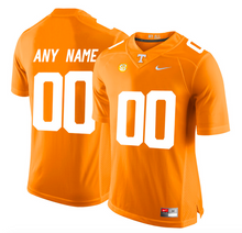 Load image into Gallery viewer, Tennessee Volunteers Jersey - Custom Orange Jersey - Any Name and Number