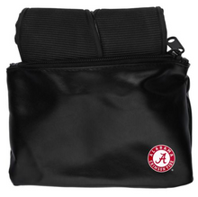 Load image into Gallery viewer, Alabama Crimson Tide Shoes - Womens Foldable Flats w/ clutch bag