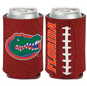 Florida Gators Koozie - 12oz Football Can Koozie