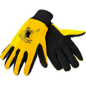 Pittsburgh Steelers Gloves - Technology Texting Gloves - Retro