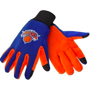 New York Knicks Gloves - Technology Texting Gloves