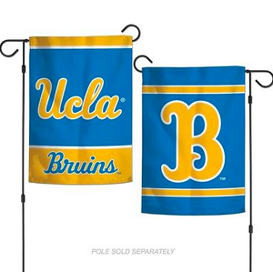 "UCLA Bruins Flag - Indoor/Outdoor 12""x18"" Garden Flag"