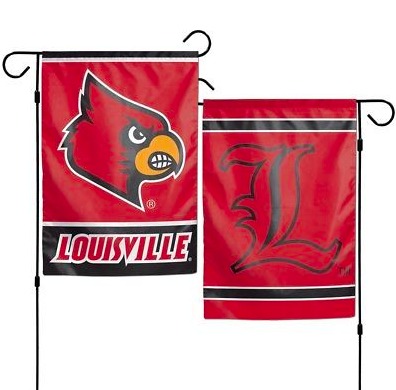 Louisville Cardinals Flag - Indoor/Outdoor 12