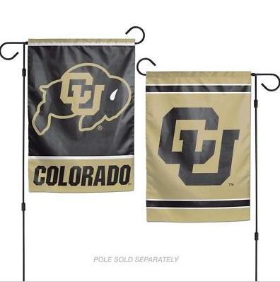 Colorado Buffaloes Flag - Indoor/Outdoor 12