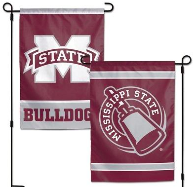 Mississippi State Bulldogs Flag - Indoor/Outdoor 12