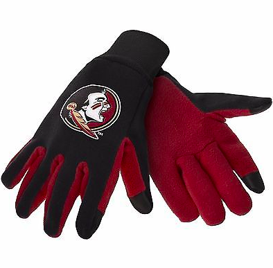 Florida State Seminoles Gloves - Technology Texting Gloves