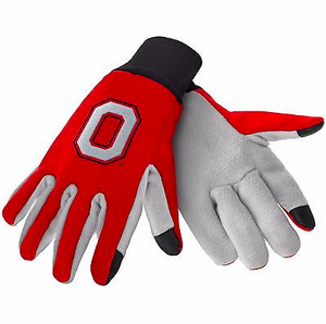 Ohio State Buckeyes Gloves - Technology Texting Gloves