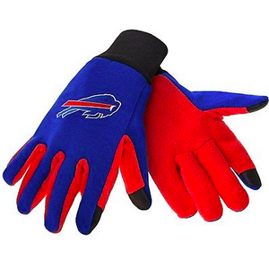 Buffalo Bills Gloves - Technology Texting Gloves