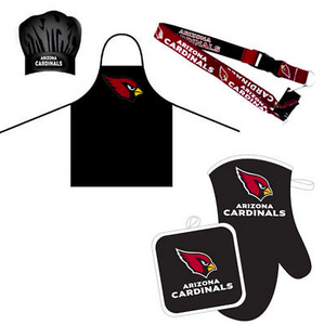 Arizona Cardinals Combo Set - BBQ Combo Set