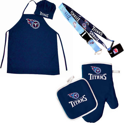 Tennessee Titans Combo Set - BBQ Combo Set