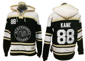Chicago Blackhawks Lacer - Patrick Kane Black Winter Classic