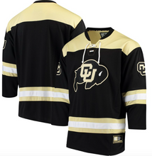 Load image into Gallery viewer, Colorado Buffaloes Jersey - Custom Hockey Jersey - Any Name and Number