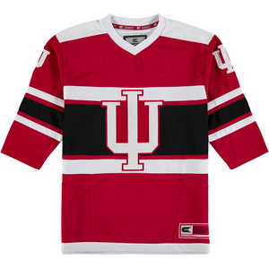 Indiana University Jersey - Custom Hockey Jersey - Any Name and Number
