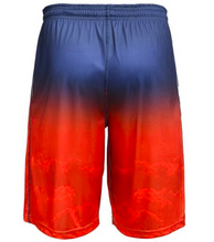 Load image into Gallery viewer, Detroit Tigers Shorts - Gradient Big Logo Training Shorts